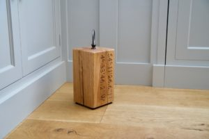personalised-oak-doorstops