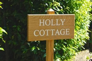 wooden-engraved-house-signs-makemesomethingspecial.co.uk
