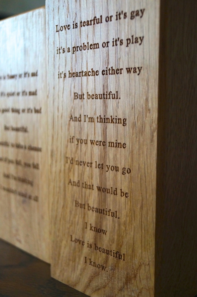 engraved-poem-on-wood-bookends-makemesomethingspecial.com