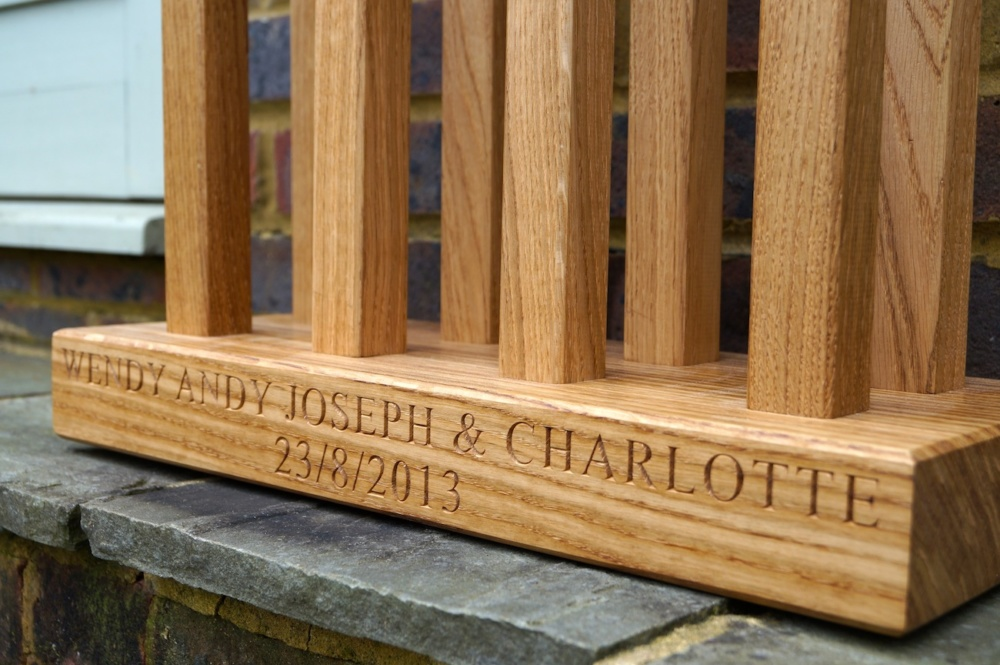 Personalised Wood Gifts from MakeMeSomethingSpecial.com