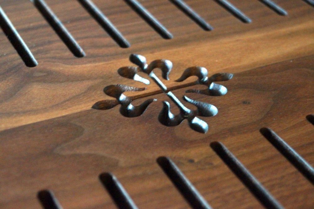Wooden Table Planner from MakeMeSomethingSpecial.com