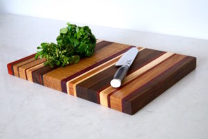 unique-christmas-gifts-for-christmas-2018-multi-coloured-wooden-chopping-board-makemesomethingspeial.com_
