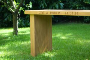 personalised-wooden-bench-for-the-garden-makemesomethingspecial.com