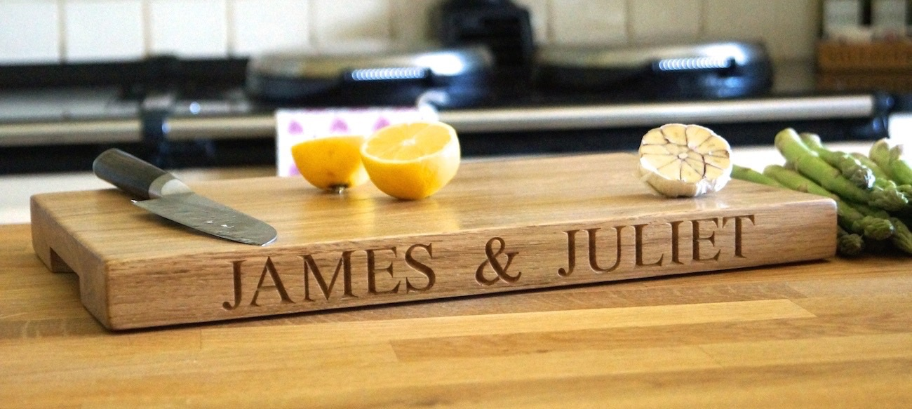 Personalised Wooden Wedding Gifts Makemesomethingspecial