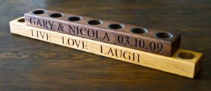Personalised Wedding Gifts from MakeMeSomethingSpecial.co.uk