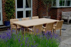 wooden-garden-table-with-six-chairs-makemesomethingspecial.com