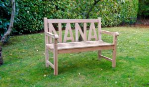 large-letter-wooden-name-bench